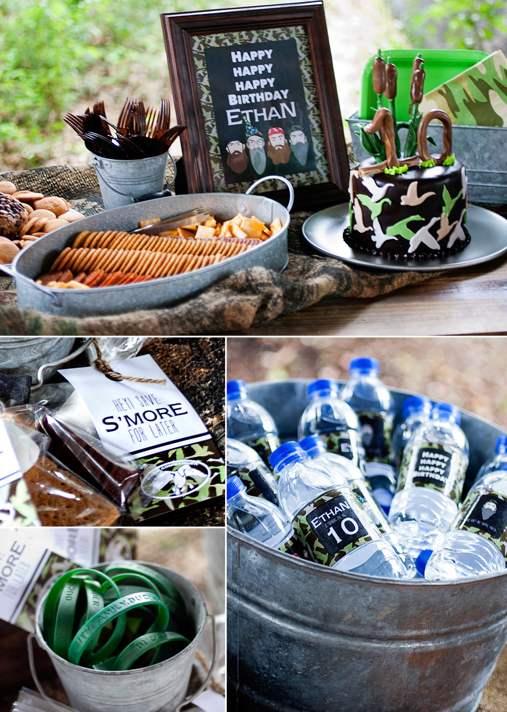 Duck Dynasty Party Ideas